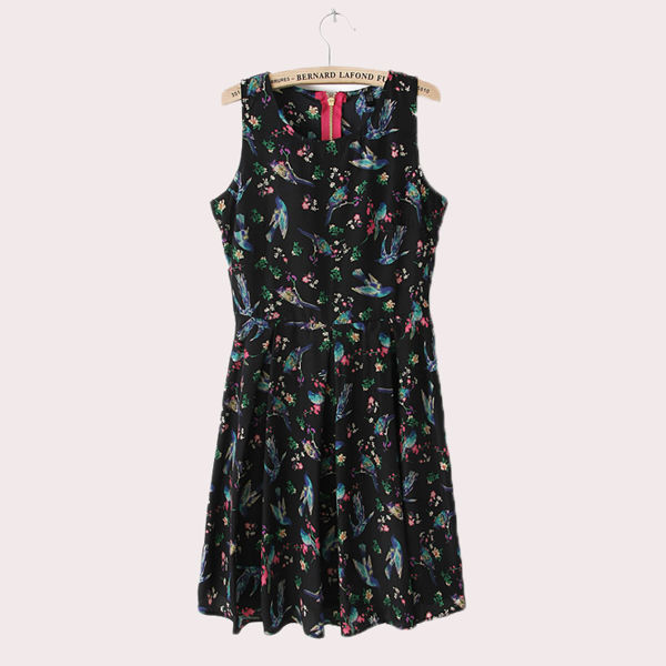 Picture of Floral Design Dress