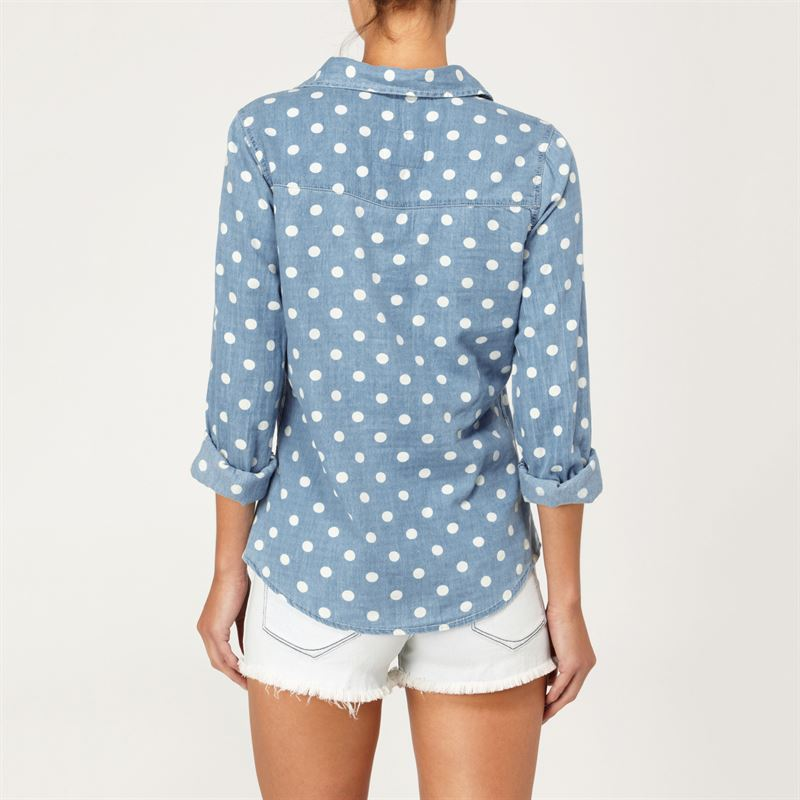 Picture of Jeans Long Sleeve Shirt